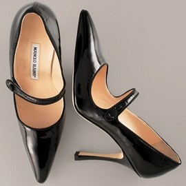 Manolo Blahnik - Mary Jane Pumps