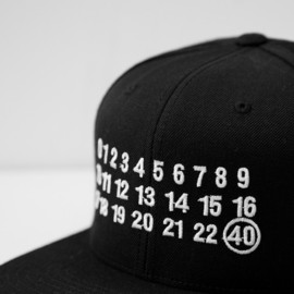"40oz - Image of 40 oz NYC ""Numbers"" Snapback"