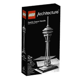 Lego Architecture - Seattle Space Needle