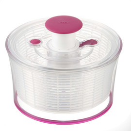 OXO - Salad Spinner  Raspberry