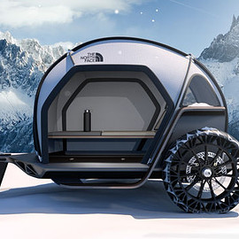 BMW, THE NORTH FACE - Designworks TNF Camper