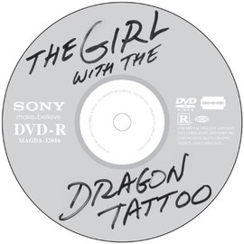 David Fincher - The Girl with the Dragon Tattoo(ドラゴン・タトゥーの女)[DVD]