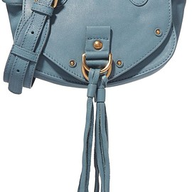 See by Chloé - Collins small textured-leather shoulder bag