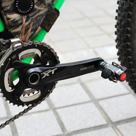 LOOK - s-track CARBON Ti pedal (black)