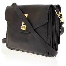 3.1 Phillip Lim - Racer Double Flap Cross Body Bag by 3.1 PHILLIP LIM