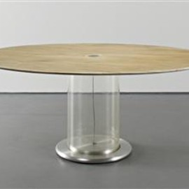 CLAUDIO SALOCCHI  -  'Elisse' dining table 1964