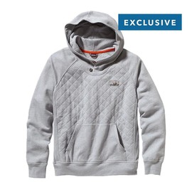 Patagonia - Men''s Reclaimed Cotton Hoody