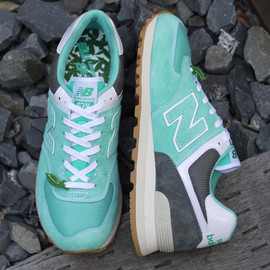 new balance - ML574 MOJITO 「mita sneakers x OSHMAN'S」