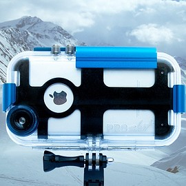 go pro - Turn your iPhone 6/6s into a GoPro with the ProShot Case project video thumbnail
