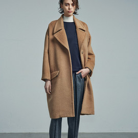 single chester field coat
