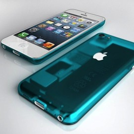iMac design iPhone