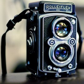 Rolleiflex Automat Type 2 TLR Camera