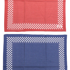 NEIGHBORHOOD - DOT/C-BANDANA(バンダナ)280-000083-000-【新品】