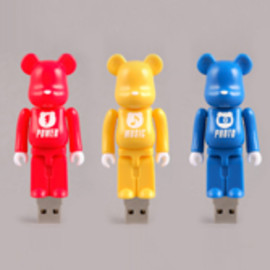 MEDICOM TOY  - MEMORY BE@RBRICK