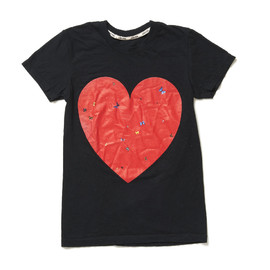 Other Criteria - Damien Hirst All You Need Is Love (RED AUCTION) Tshirt
