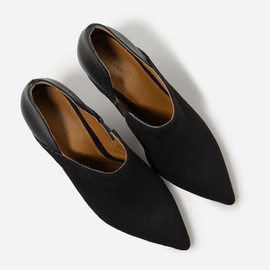 CHARLES&KEITH - POINTED ANKLE BOOTIES