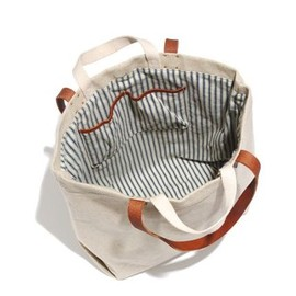 Madewell - The Double-Handle Tote
