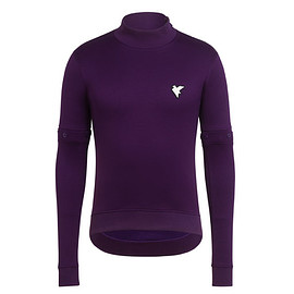 Rapha - Peace Race Jersey + Arm Warmers ( Dark Purple )