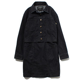 STUSSY WOMEN - Jacket Over Dress