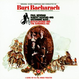 バート・バカラック Burt Bacharach - 明日に向って撃て! OST Butch Cassidy and the Sundance Kid