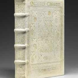 Edited by F. S. Ellis - The Works of Geoffrey Chaucer, Designed by William Morris