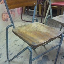 Cox of Watford - cox stacking chairs