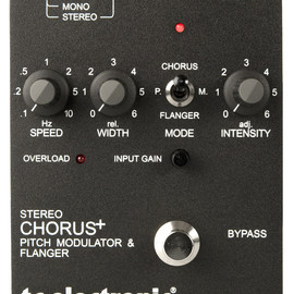 tc electronic - Stereo Chorus+ Pitch Modulator & Flanger