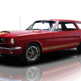 Ford - 1965 Ford Mustang station wagon