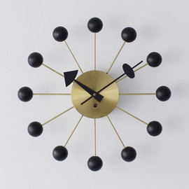 Chronopak Clock by George Nelson