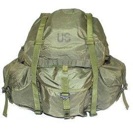 US ARMY - LC-1 FIELD PACK  (ALICE PACK)