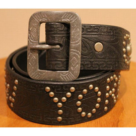 RRL - NEW YORK STUD BELT