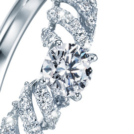 TASAKI - bound Engagement Ring
