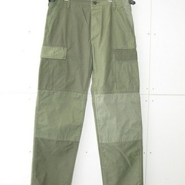 Bicester - 2tone Military Pants