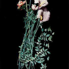 Lynn Hershman Leeson, MoMA - Roberta's Excorcism Flower Arrangements