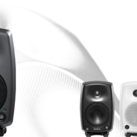GENELEC  - PROFESSIONAL NEAR-FIELD MONITORING 8030A