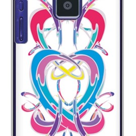 SECOND SKIN - ivy 「Woman」 / for P-04D/docomo