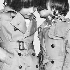 Burberry Children - Trench Coat
