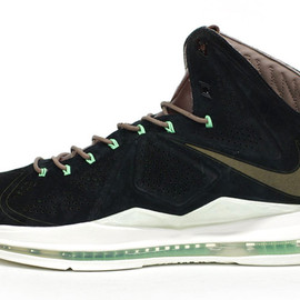 NIKE - LEBRON X EXT QS 「LEBRON JAMES」 「LIMITED EDITION for NONFUTURE」
