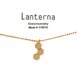 lanterna - Small Honeycomb Necklace