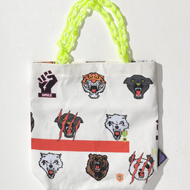 GUACAMOLE - ANGRY TOTE CLUCH BAG