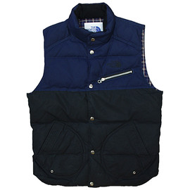 eYe COMME des GARCONS JUNYA WATANABE MAN x The North Face - Down Vest
