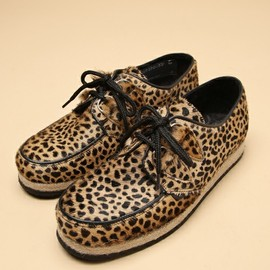 DISCOVERED - U.G. JUDE SHOES (LEOPARD)