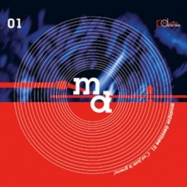 V.A. (Compiled by Masao MARUYAMA) - musique dessinee 01 ~ Just a groove! (ミュージック・デシネ 01)