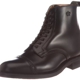 Sanders - MILITARY CAP TOE BOOT