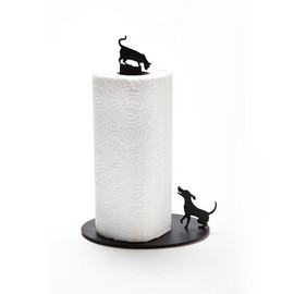 Artori Design - Dog vs Cat Paper Towel Holder