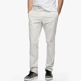 JAMES PERSE - MICRO TWILL TAILORED PANT