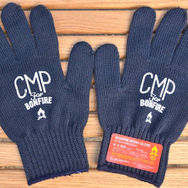 CAMP★MANIA PRODUCTS - BONFIRE WORK GLOVE 2