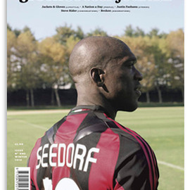 The Green Soccer Journal - Issue One Winter 2010 - Seedorf
