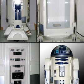 R2D2 Fridge -- Hilarious!