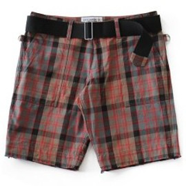 PEEL&LIFT - Tartan Army Shorts (Weathered Clan MacDonald)